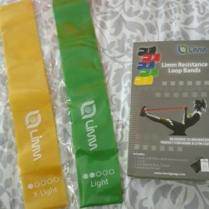 Resistance bands set NEW
